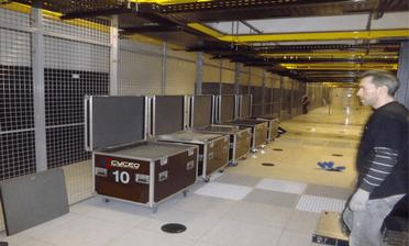 Déménagement Data Center