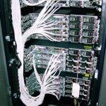 Câblage en compartiment
