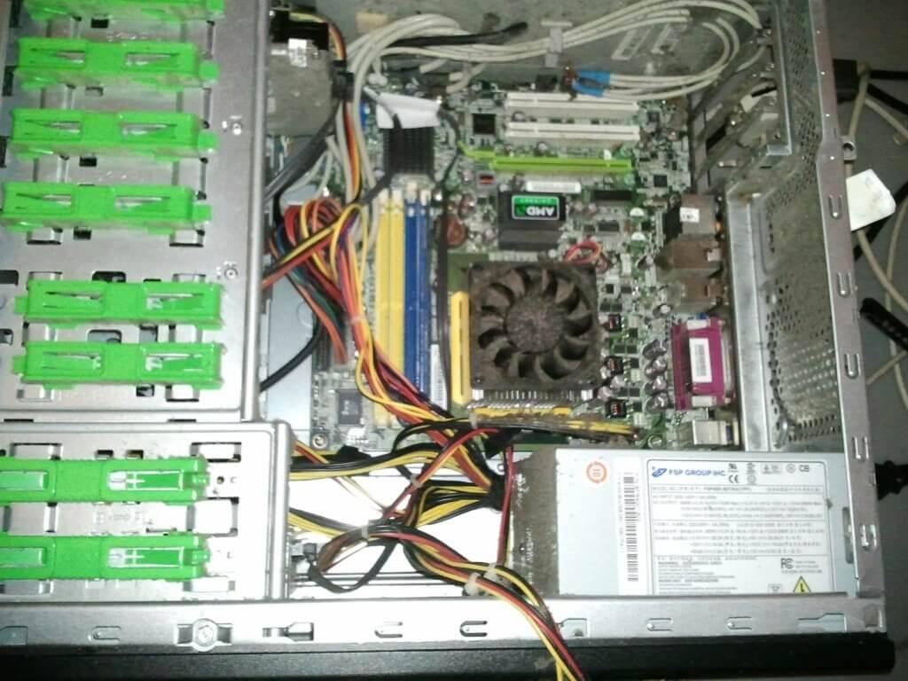 dépoussiérage informatique nettoyage 2.0